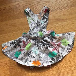 Art & Eden One Pieces - Art & Eden girls onesie dress